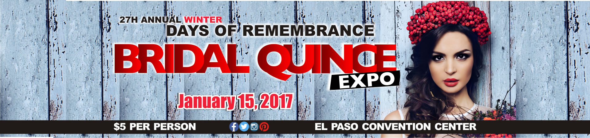 Days of Remembrance 2017 Winter Expo - Elegant Penguin El Paso