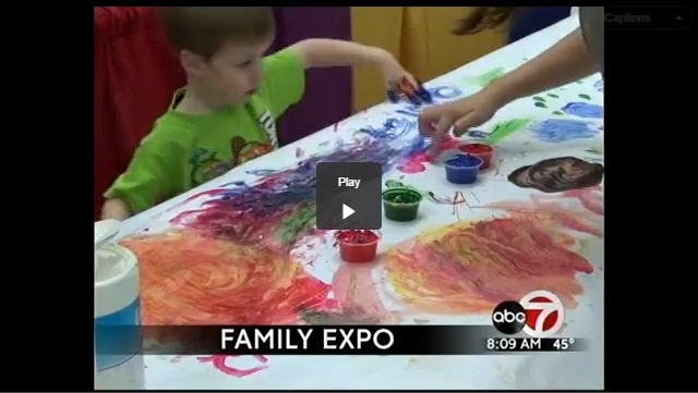 2016 Couples and Family Expo in El Paso - KVIA ABC News Coverage
