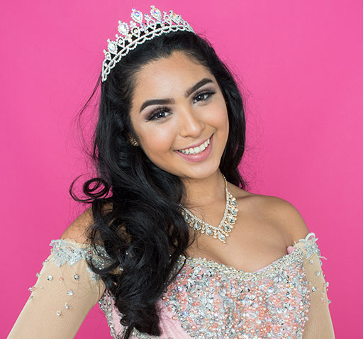 How to pick your perfect Quince or Sweet 16 dress!