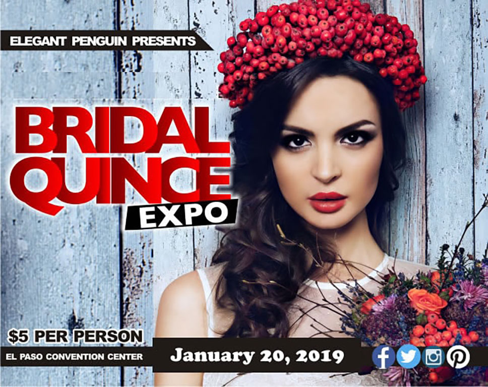 Join us for the Days of Remembrance Bridal Quince and Sweet 16 Expo THIS January 20th