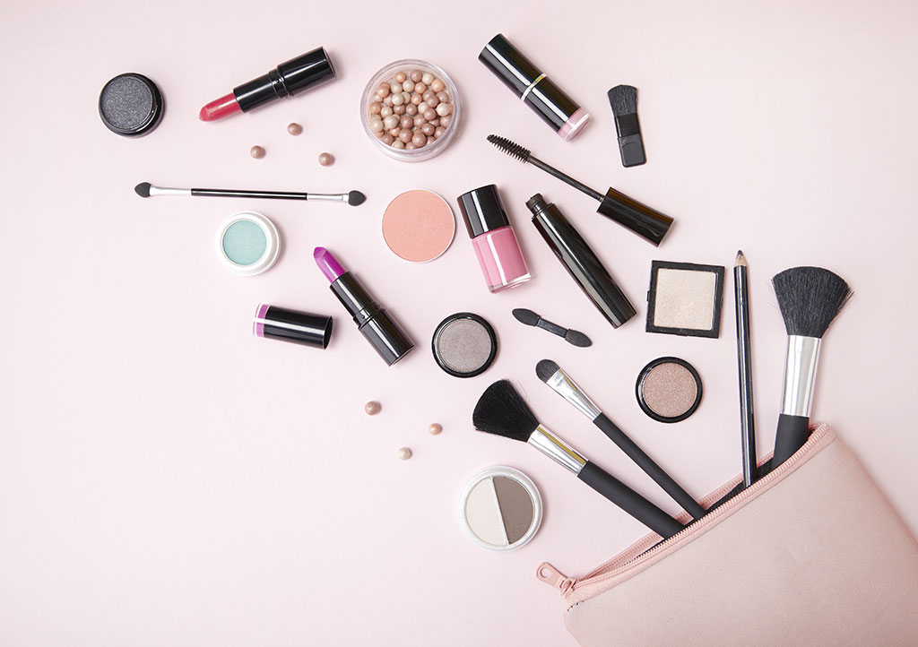 ​What makeup products should you throw away after being sick?