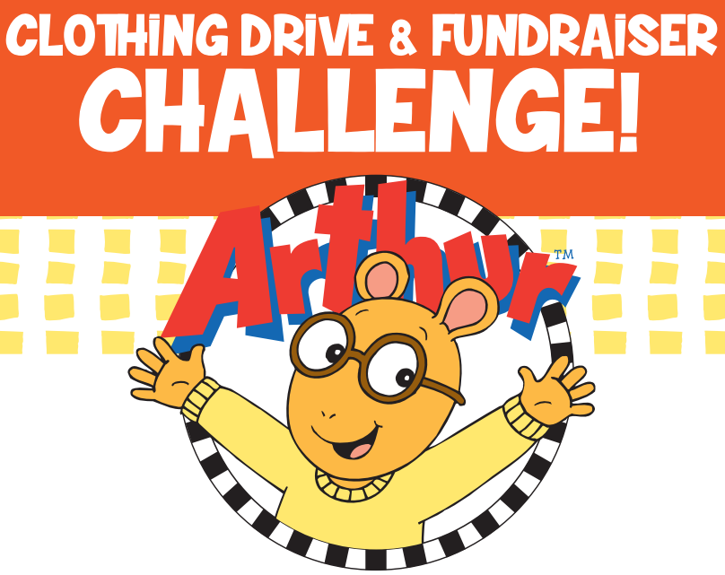 Clothing Drive and Fundraiser Challenge!