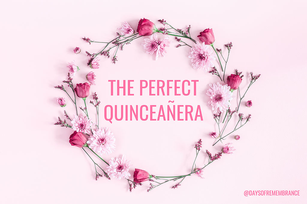 ​5 things you need to do to plan YOUR perfect Quinceañera