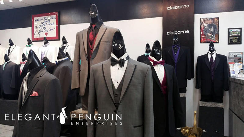 Elegant Penguin Formal Wear El Paso In El Paso Tx